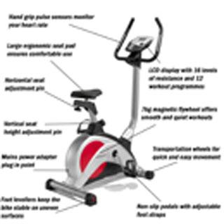 XS Sports B400R Recumbent Bike Review