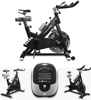 We R Sports RS4000 Exercise Bike