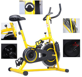 Olympic ES-702 Indoor Bike
