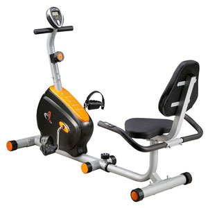 V-fit BK11-RC Recumbent Magnetic Cycle