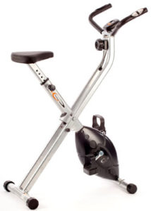 V-fit MXC1 Folding X Frame Magnetic Cycle