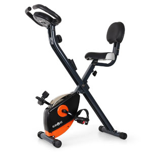 Klarfit X-Bike 700 Foldable Exercise Bicycle