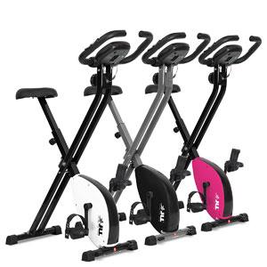 JLL VX Foldable Exercise Bike