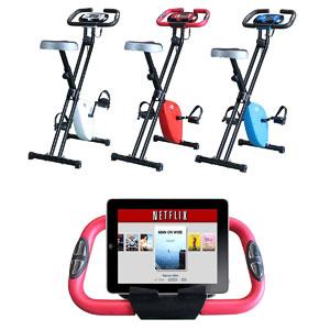 Vivo X-Trainer Folding Exercise Bike
