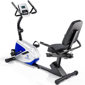 Marcy Azure RB1016 Recumbent Bike