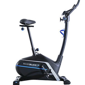 Roger Black Gold Magnetic Home Exercise Bike