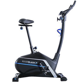 Roger Black Gold Magnetic Exercise Bike