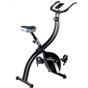 Roger Black Gold Folding Exercise Bike