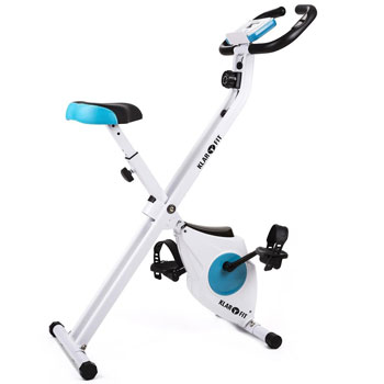 Klarfit X-Bike Folding Exercise Bike