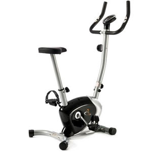 V-Fit FMTC2 Folding Upright Magnetic Exercise Bike