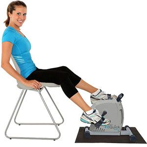 FitQuick Rehabilitation Mini Exercise Bike