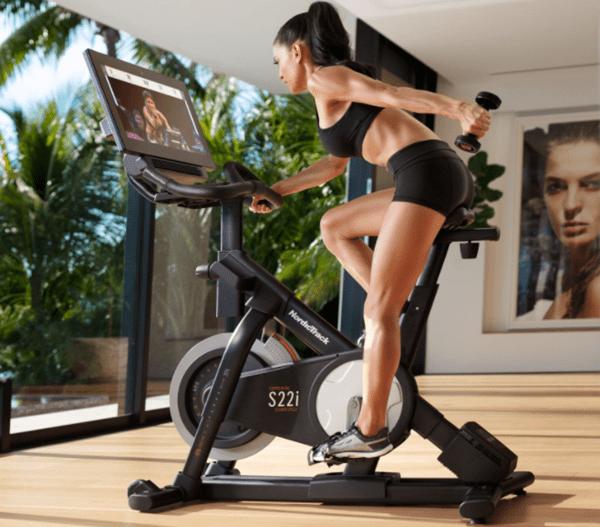 NordicTrack S22i Studio Indoor Cycle