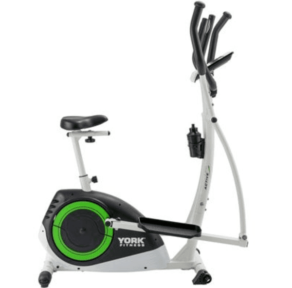 York Active 120 2-in-1 Cross Trainer Bike